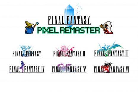 Final Fantasy I, II, and III Pixel Remaster Trailers Released