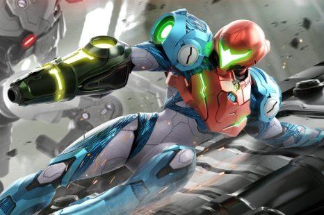 New Metroid Dread Teaser Released