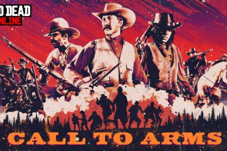 Call to Arms Mode Now in Red Dead Online
