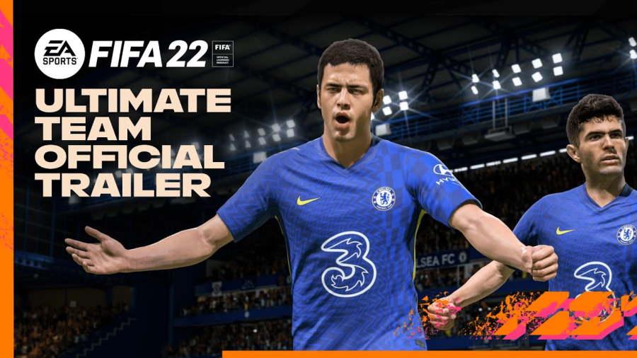 FIFA 22 Ultimate Team Trailer Released